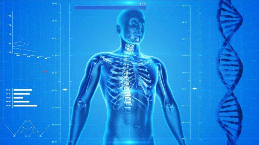 Iamge of AI in Healthcare. TiEcon 2021